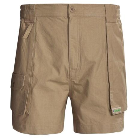 Sea Harbour Bermuda Lite Fishing Shorts (For Men)
