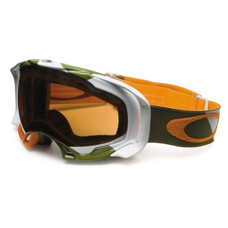 Oakley Splice Snowsport Goggles with Spherical Lens