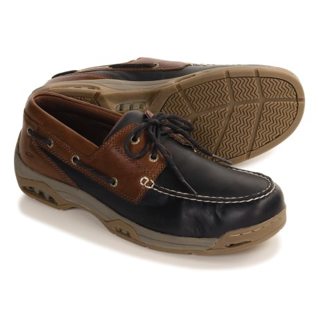 Wolverine Cutlass C3 Boat Shoes - Leather (For Men)