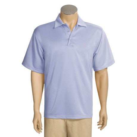 Element 47 Super Cell Polo Shirt - Short Sleeve (For Men)