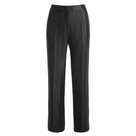 Peace of Cloth Panticular Morgan Pants - Luster-Twill, Modern Trousers (For Women)