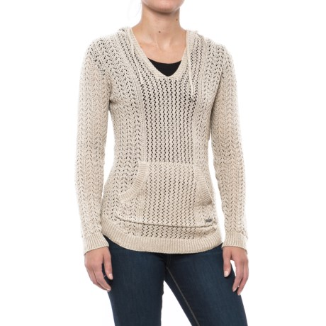Gramicci Farrah Cover-Up Hoodie Sweater (For Women)