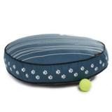 "P.L.A.Y. Round Fashion Dog Bed - Small, 24"""