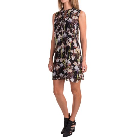 Philosophy Dress Floral-Printed Dress - Sleeveless (For Women)