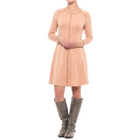Philosophy Dress A-Line Dress - Long Sleeve (For Women)