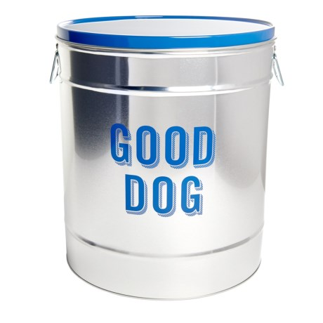 "Fringe Studio Retro ""Good Dog"" Storage Tin - Extra Large"