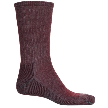 SmartWool Light Hiking Socks - Crew (For Men and Women)
