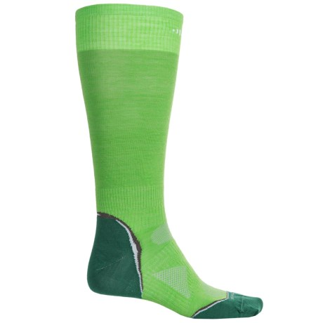 SmartWool Ultralight PhD Ski Socks - Merino Wool, Over the Calf (For Women)