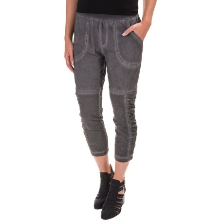 XCVI Elysia Crop Pants (For Women)