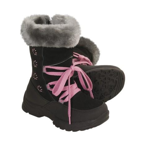 Khombu Frosty Boots (For Girls)