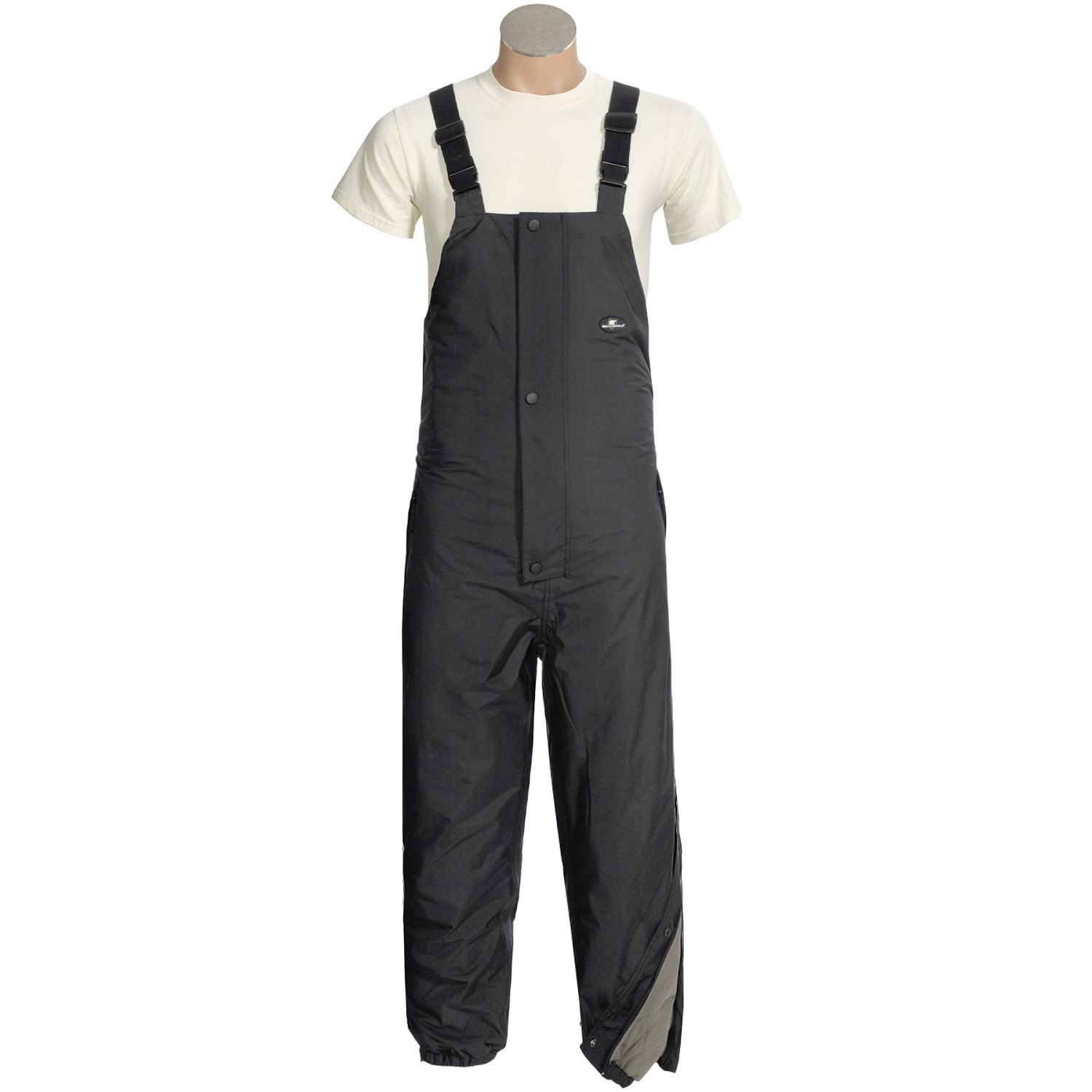 Arctic shield s1 fishing bib overalls for men 2824a for Waterproof fishing bibs