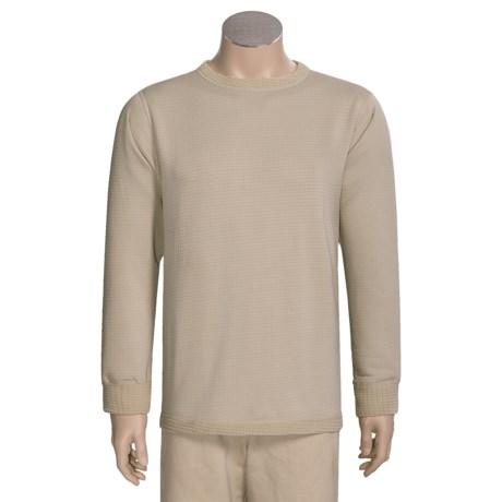 Kenyon Polartec® Grid Fleece Top - Midweight Base Layer, Long Sleeve (For Tall Men)