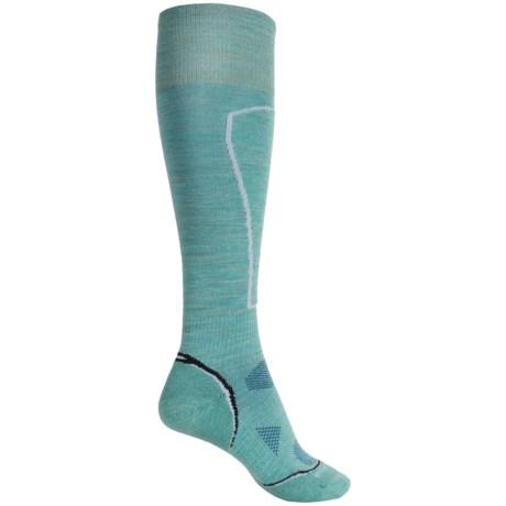 SmartWool PhD Ski Light Socks - Over the Calf (For Women)