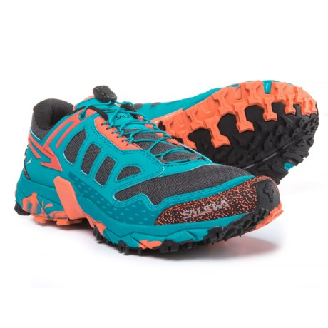 Salewa Ultra Train Trail Running Shoes (For Women)