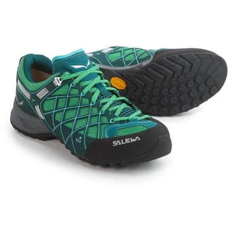 Salewa Wildfire S Gore-Tex® Hiking Shoes - Waterproof (For Women)
