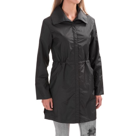 NAU Slight Shirt Dress - Long Sleeve (For Women)