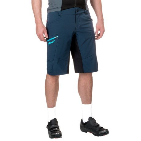 Qloom Busselton Cycling Shorts - Removable Liner (For Men)