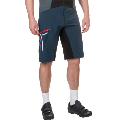 Qloom Hookipa Mountain Bike Shorts - Built-In Liner (For Men)