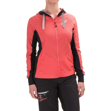 Qloom Whiteheaven Cycling Jacket (For Women)