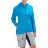 Qloom North Beach Hooded Jacket - Insulated (For Women)