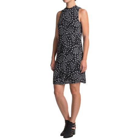 Kensie Printed Dress - Sleeveless (For Women)