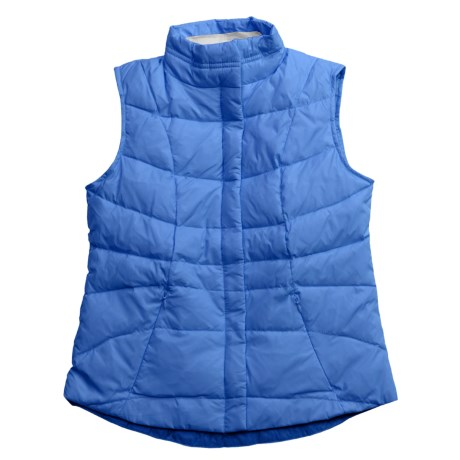 Northern Expedition Deep Creek Down Vest - 365 Fill Power (For Girls)