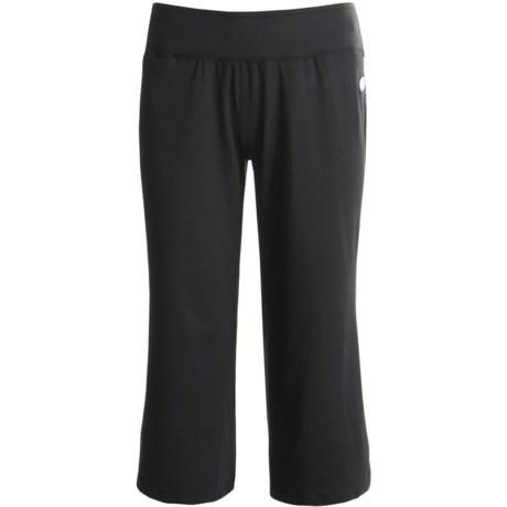 Born Fit Joanie Capri Pants (For Women)