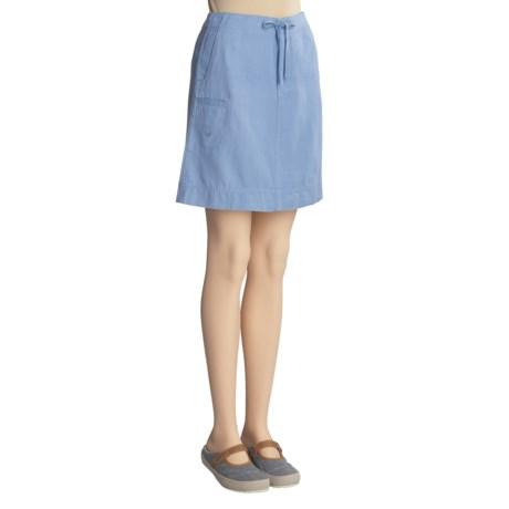 White Sierra Cypress Point Skirt (For Women)