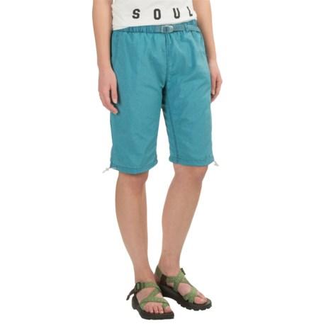 White Sierra Hanalei Shorts - UPF 30 (For Women)