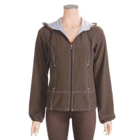 White Sierra Gaviota Jacket (For Women)