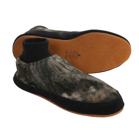 Acorn Polar Pair Slippers - Polartec® Fleece (For Men and Women)