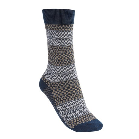 Goodhew Lucy Socks - Merino Wool, Crew (For Women)