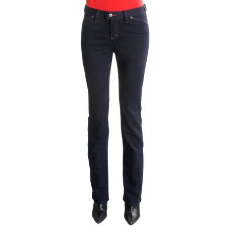 Infantry Division Officer Slim Jeans (For Women)