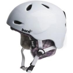 Bern Berkeley Zip Mold® Multi-Sport Helmet - Removable Liner (For Women)