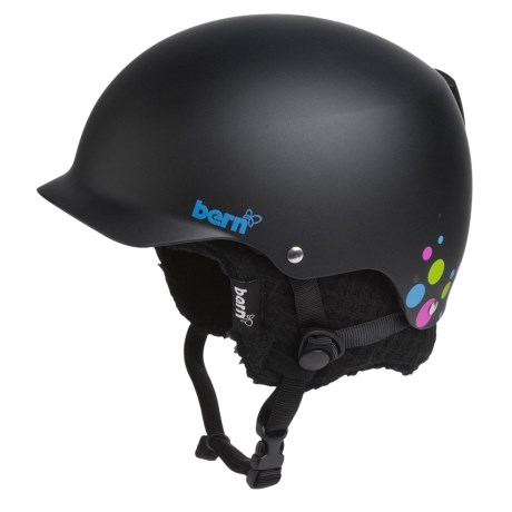 Bern Muse Multi-Sport Helmet - Removable Winter Liner (For Women)