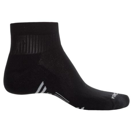 Catawba Comfort Socks - Quarter Crew (For Men)