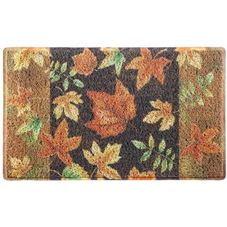 """Evergreen Trapper Doormat - 18x30"""""""