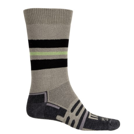 Dahlgren FarWest Midweight Hiking Socks - Merino Wool-Alpaca, Crew (For Men and Women)