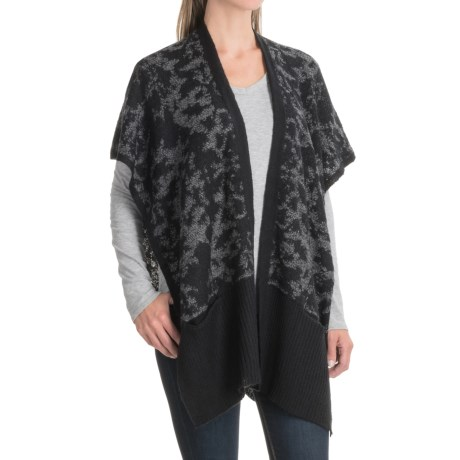 Nomadic Traders Apropos Mezzanine Cardigan Sweater - Open Front, Short Sleeve (For Women)