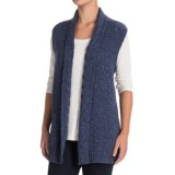 Nomadic Traders Newberry Street Cable-Knit Vest (For Women)