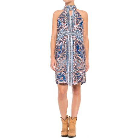 Wrangler Paisley Dress - Sleeveless (For Women)