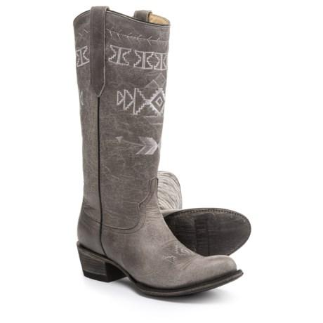 FM 1101 Sunset Cowboy Boots (For Women)