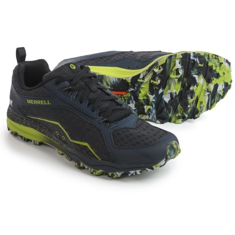 Merrell All Out Crush Tough Mudder Trail Running Shoes (For Women)