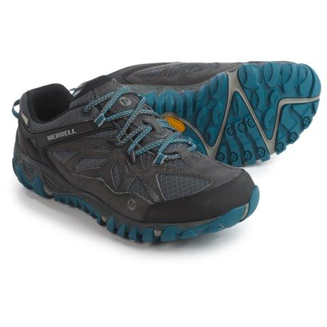 Merrell All Out Blaze Vent Hiking Shoes - Waterproof (For Men)