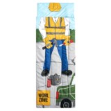 I Want to be a Construction Guy Sleeping Bag (For Kids)