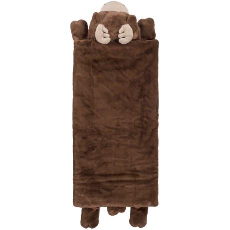 'Lil Dickens 'Lil Dickens Moose Sleeping Bag (For Kids)
