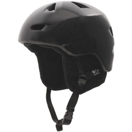 Bern Brentwood Zip Mold® Multi-Sport Helmet - Removable Winter Liner