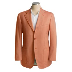 Isaia Sport Coat - Cotton-Rich (For Men)