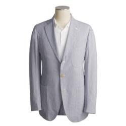 Isaia Cotton Sport Coat (For Men)