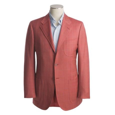 Isaia Wool Sport Coat (For Men)